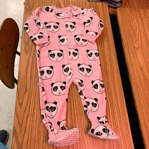 The Children's Place Girls Size 9-12 months NWT PJ